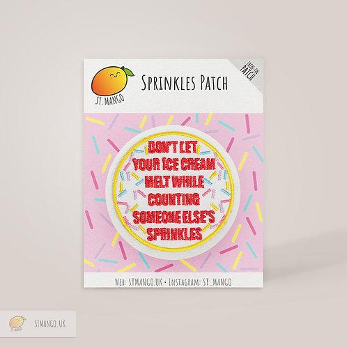 St.Mango | Ice Cream Patch