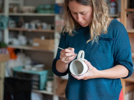 Meet Ceramicist Jay Frazer