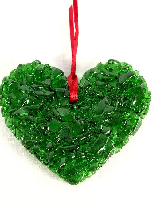 Agelos Glass | Glass Heart