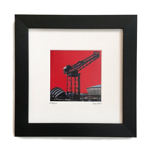 Stephen O'Neil | Finnieston Crane Print