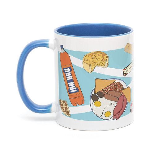 St.Mango | Scottish Scran Mug