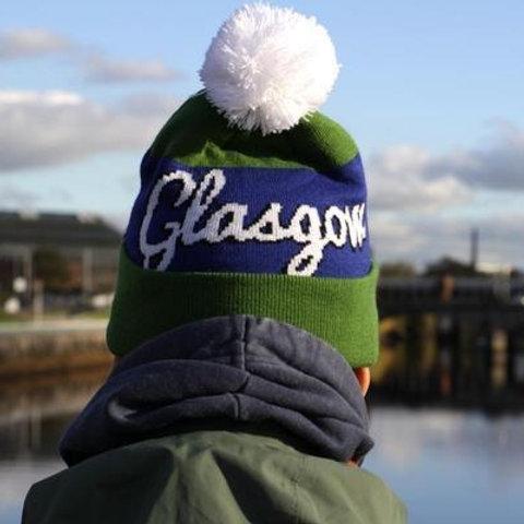 LAKE & LOCH  | 'Ma Bit' Beanie: Glasgow