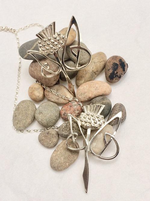 BU Jewellery | Flower of Scotland Pendant