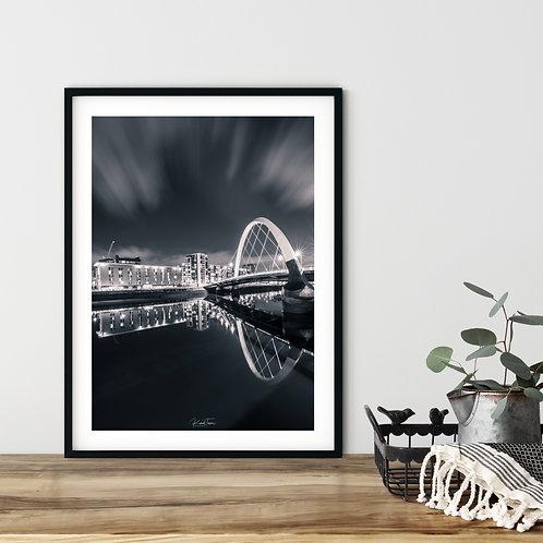 Kunal Tewari Photography   Clyde Arc, Glasgow