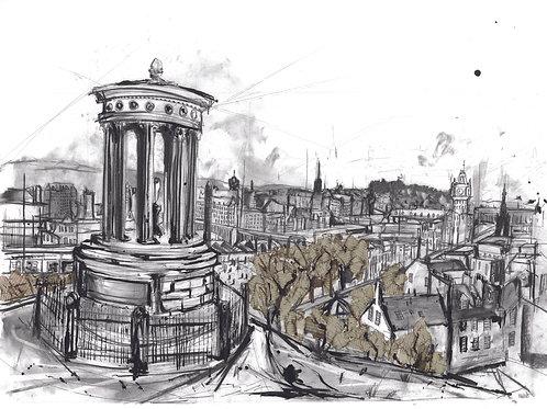 Liana Moran | Edinburgh Illustrations Print