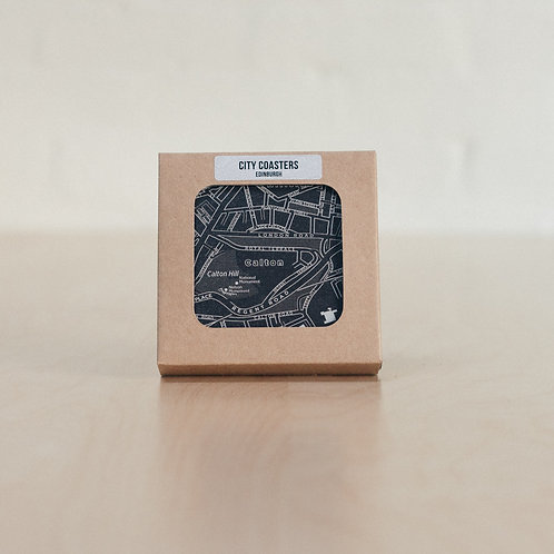 Ashworth Maps | City Coasters