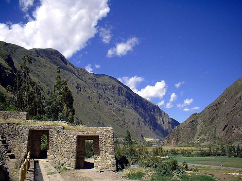 SACRED VALLEY OF THE INCAS - Group Service