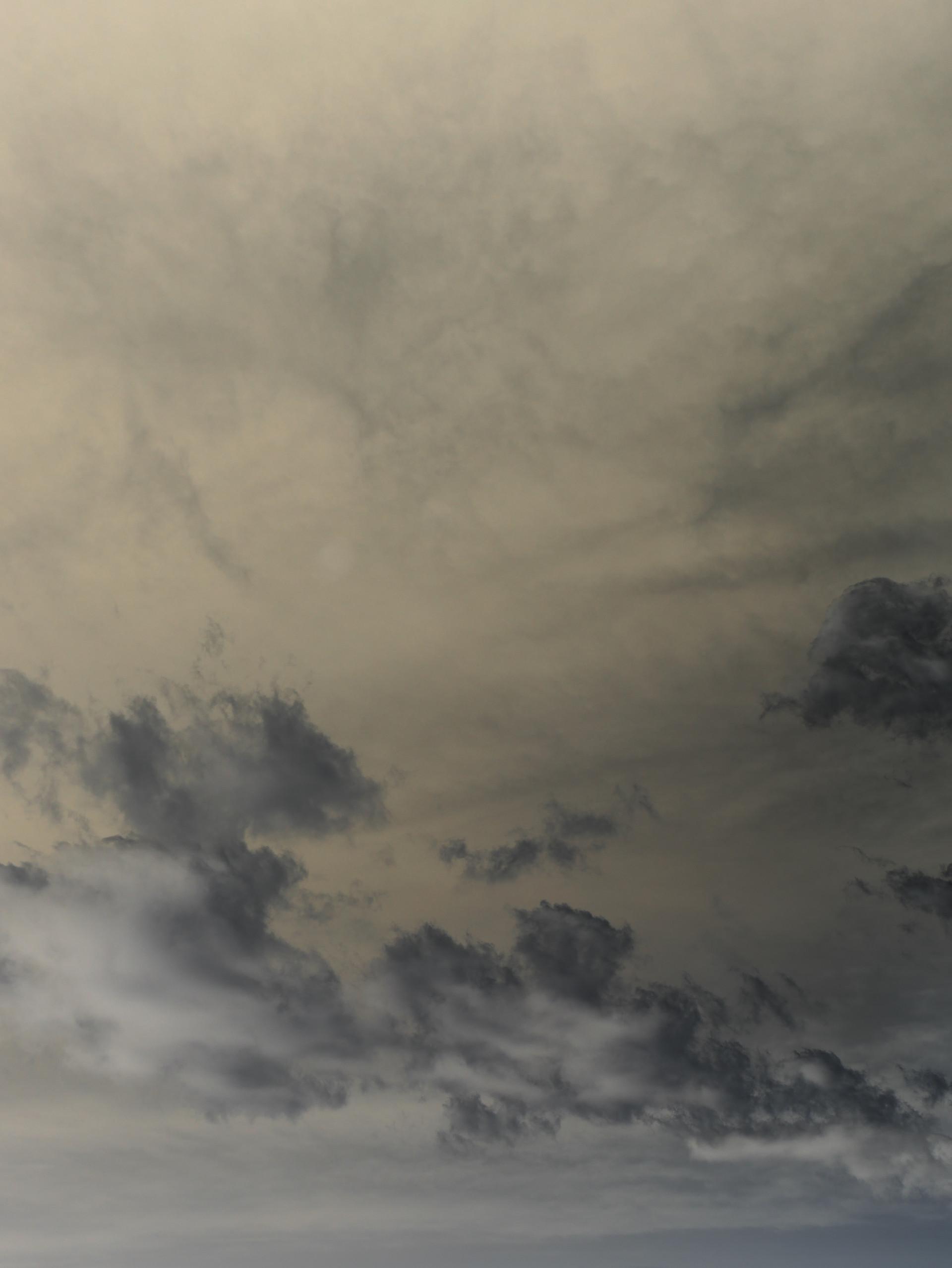 The Sky Has Age