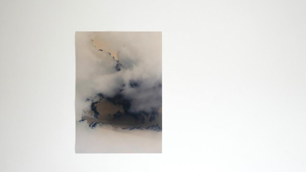 Clamshell Cloud no.5