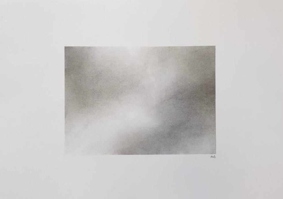 Graphite drawing on paper. A3  Price on request