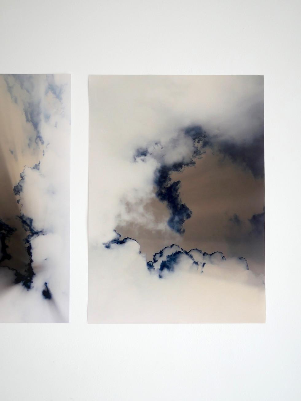 Clamshell Cloud no.1