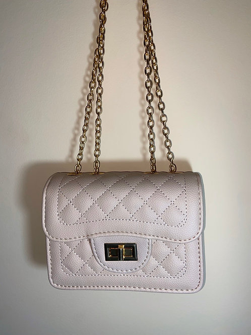 """""""Zara"""" Quilted Bag"""