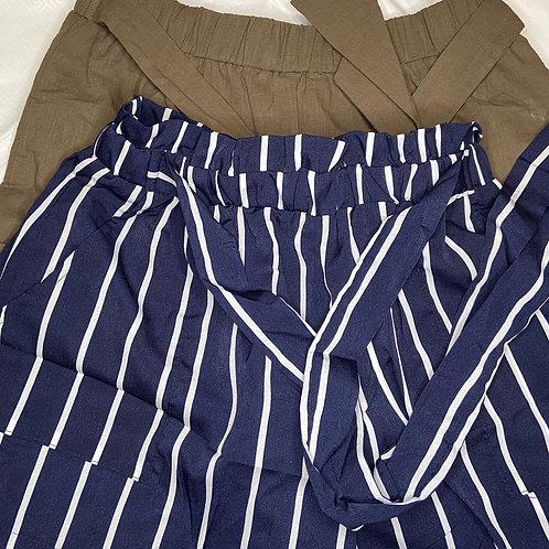 Self Tie Shorts