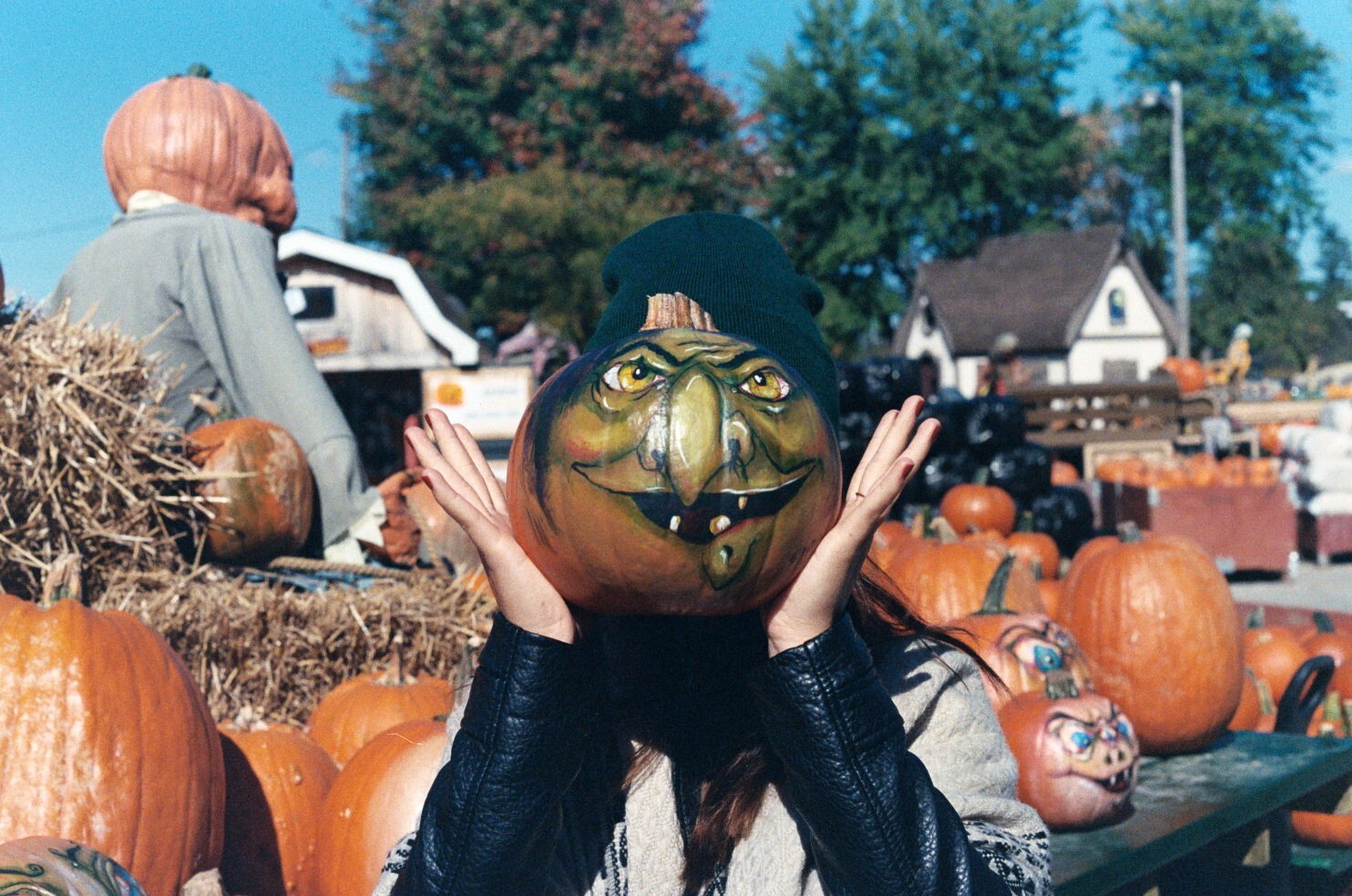 Pumpkin Patch | 35mm