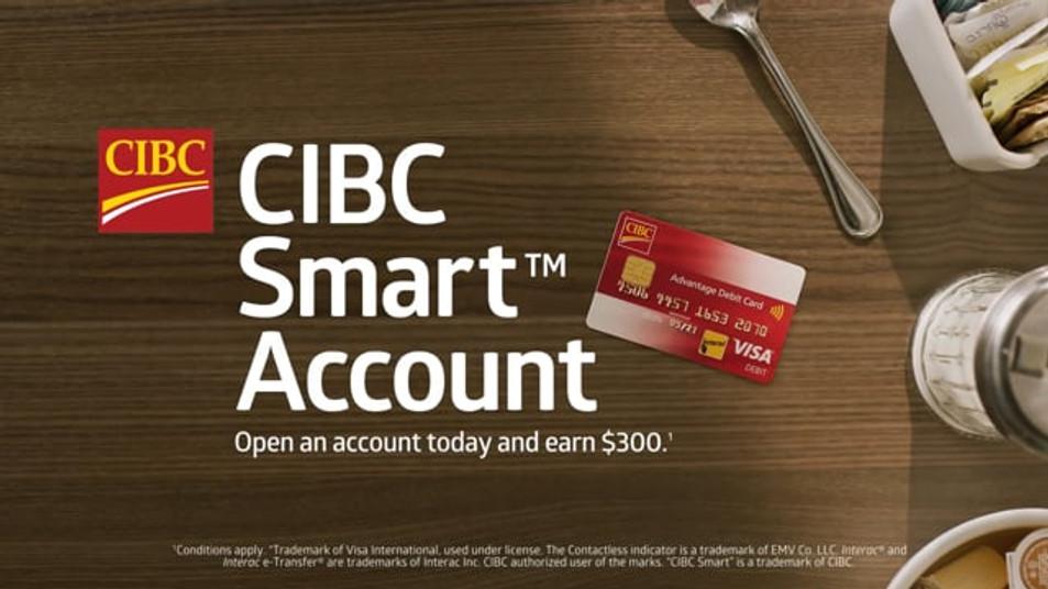 CIBC Smart Account | Commercial