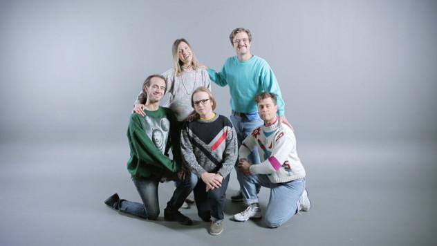 FAMILY OH FAMILY | SHRED KELLY