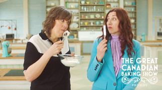 CBC PROMO   THE GREAT CANADIAN BAKING SHOW