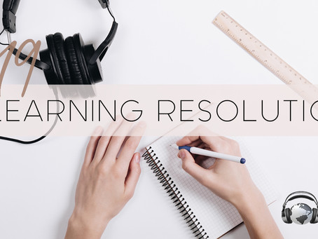 2019 eLearning Resolutions
