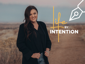 Writing Life By Intention