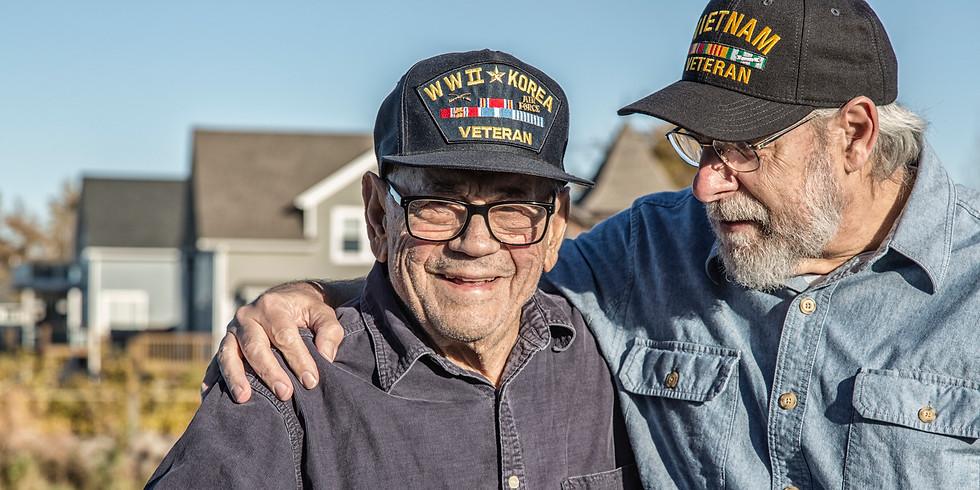Veteran's Dinner & Storytelling