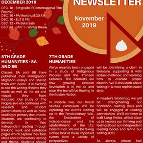 TSMS Newsletter 2019