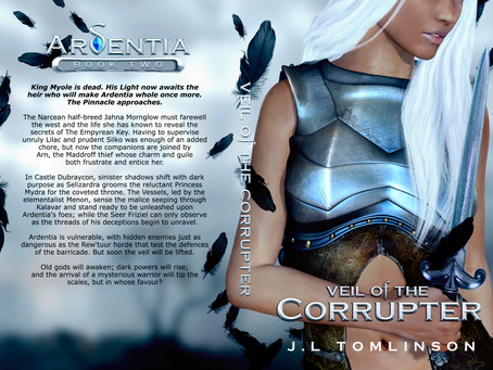 Veil of the Corrupter – Cover Reveal