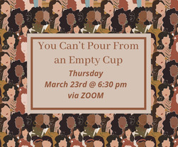 Join Us for Our First Ever Sister Circle! Tuesday, March 23, 2021