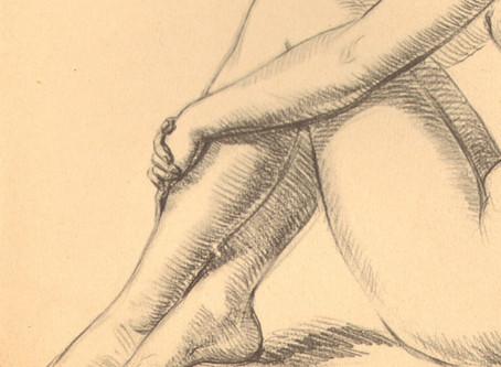 """Corso di disegno """"Il Chiaroscuro""""."""