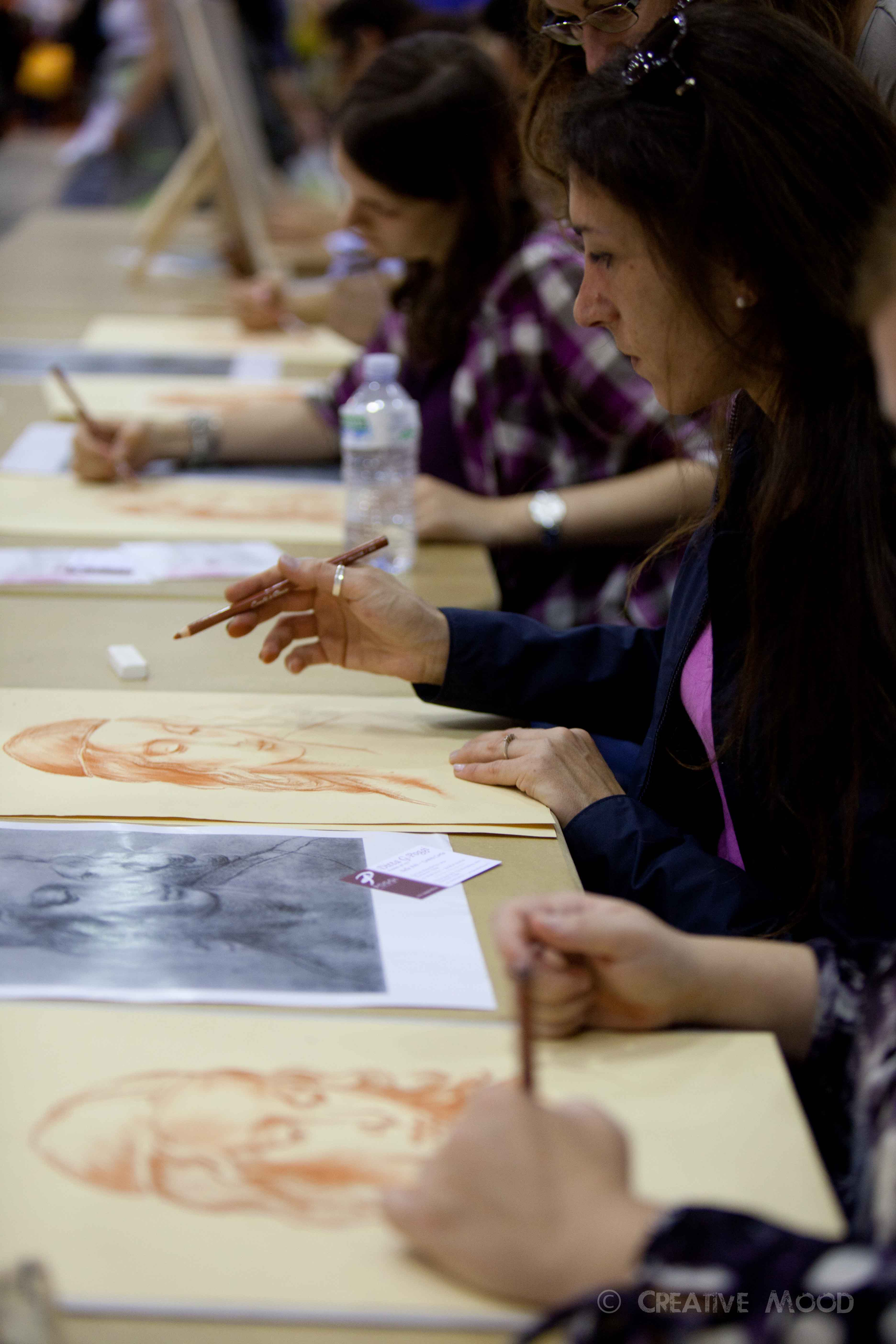 officina d'arte Hobby show fiera di roma-39