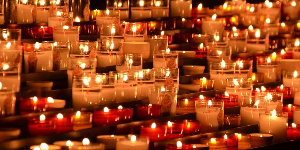 Volunteer for Light for Love | August 2021