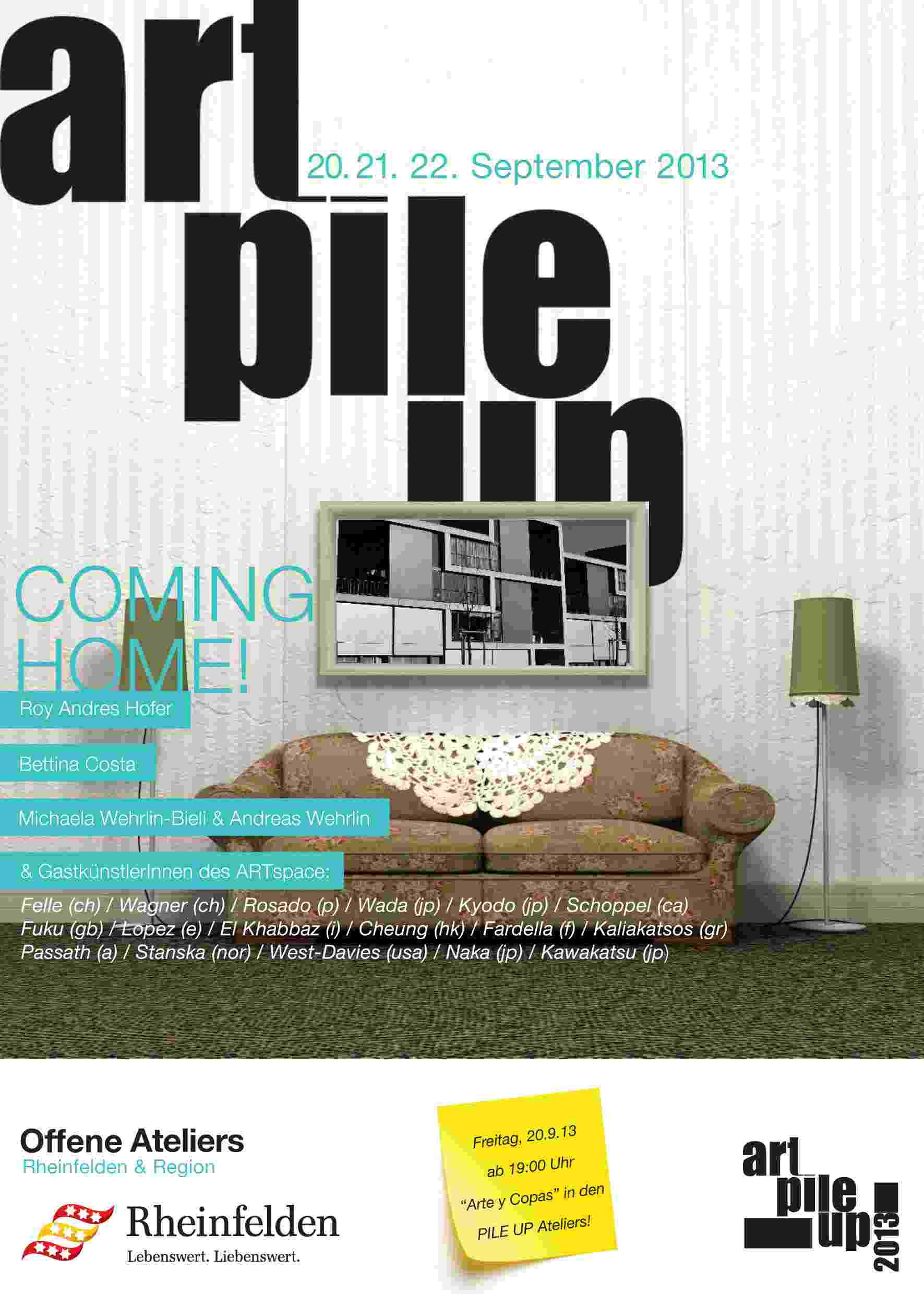 pile up 2013