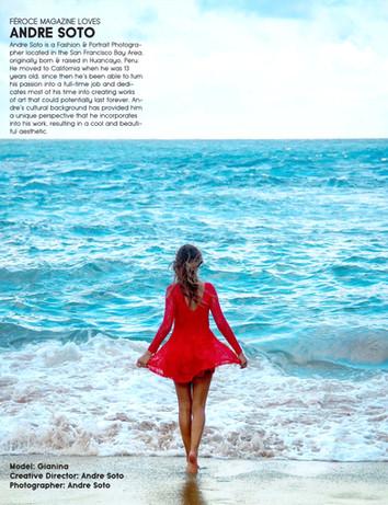 Editorial Feature Feroce Magazine