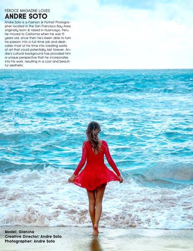 Feroce Magazine Feature