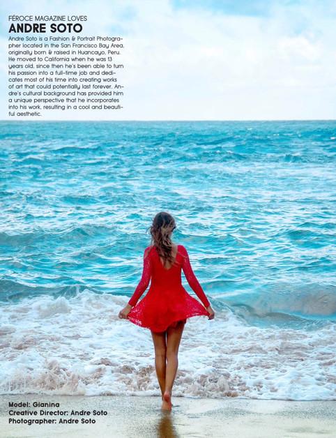 Ranaway feature for Feroce Magazine