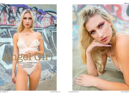 New Fashion Editorial publication (Ellements Magazine)