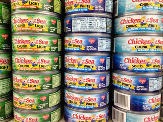 Nationwide Recalls of Canned Tuna