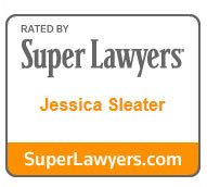 Jessica Sleater Named Super Lawyer