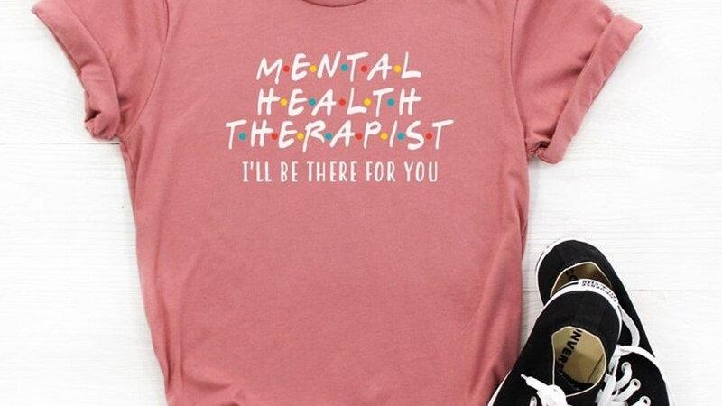 Mental Health Therapist T-Shirt