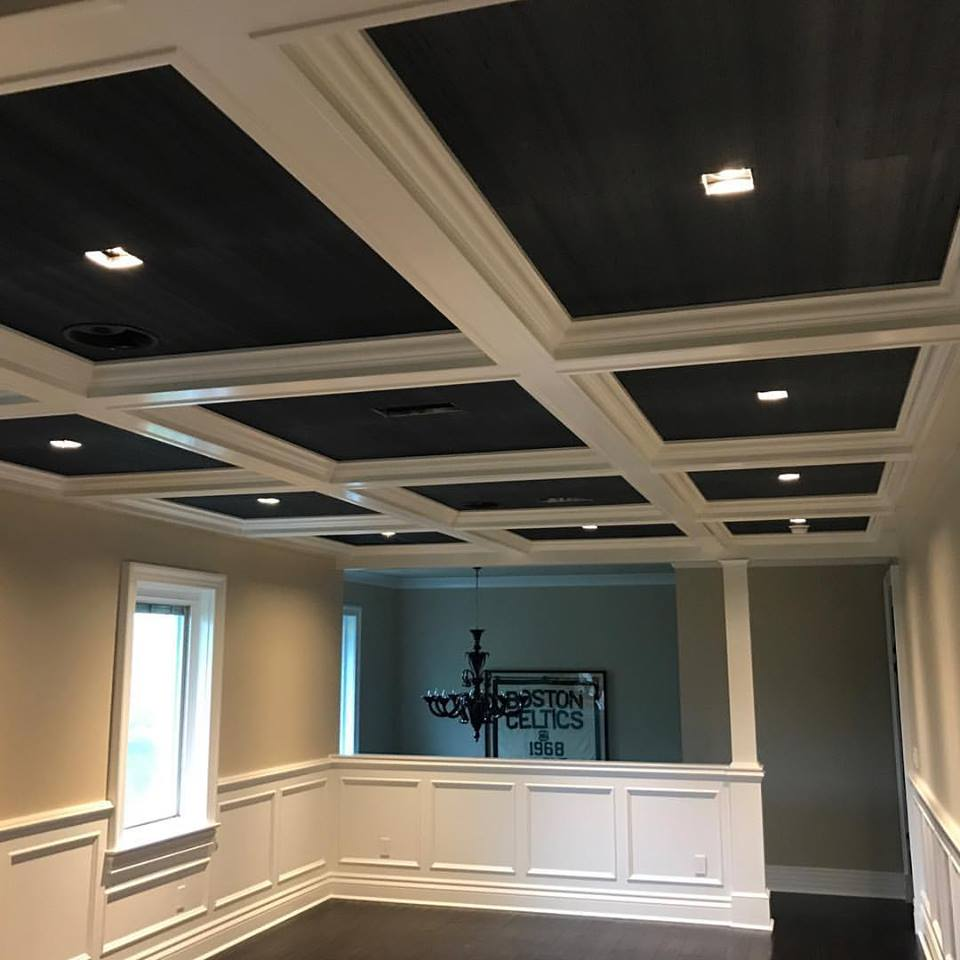 Coffered Ceiling/Wall Panels