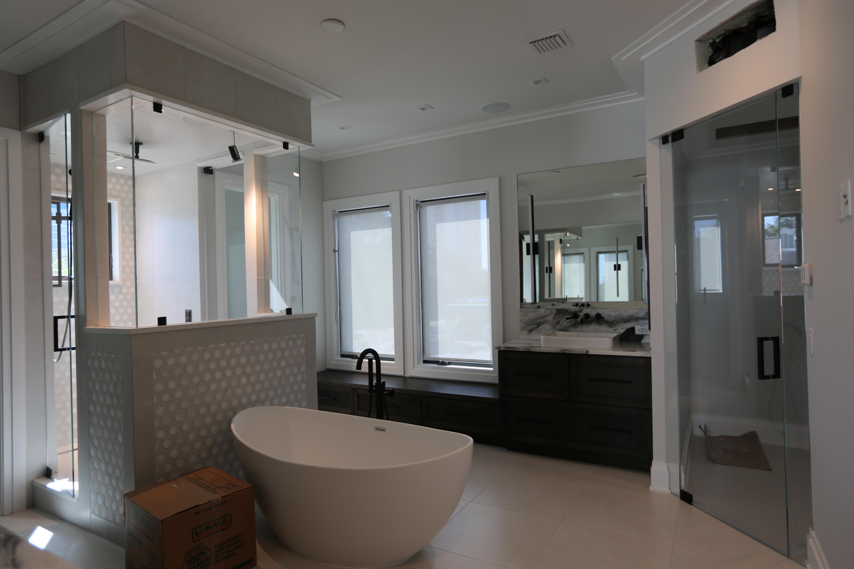 Custom Master Bath Vanity