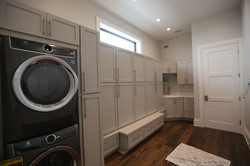 Custom Laundry Cabinetry