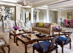 Wood Columns/Tray Ceiling Crown