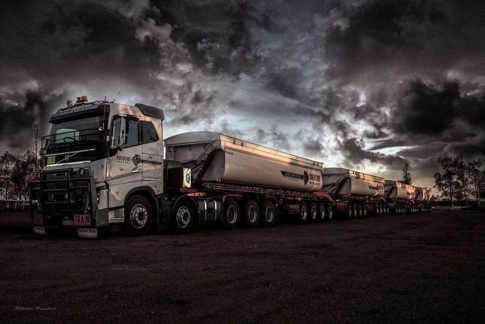Pilbara Trucker