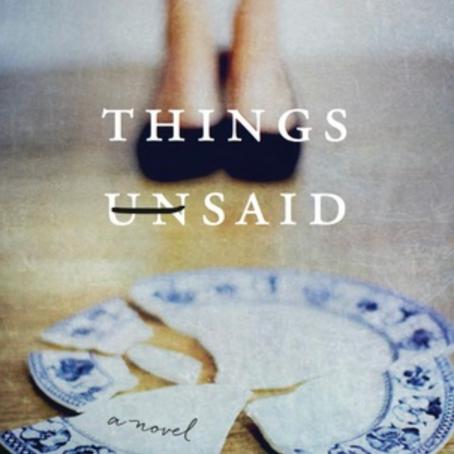 Things Unsaid  |  Diana Y. Paul