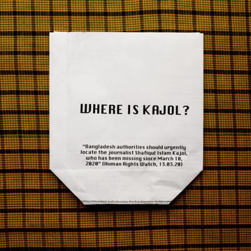 WHERE IS KAJOL?/ Made by Lylah