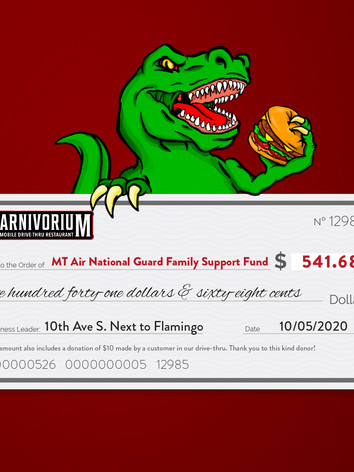 MT Air National Guard Family Support Fund