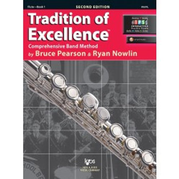 Tradition of Excellence Beginning Band Bundle for Bb Clarinet