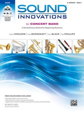 Sound Innovations Beginning Band Bundle for Trombone