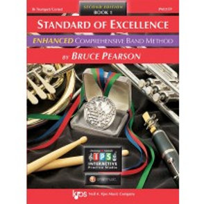 Standards of Excellence Beginning Band Bundle for Trumpet