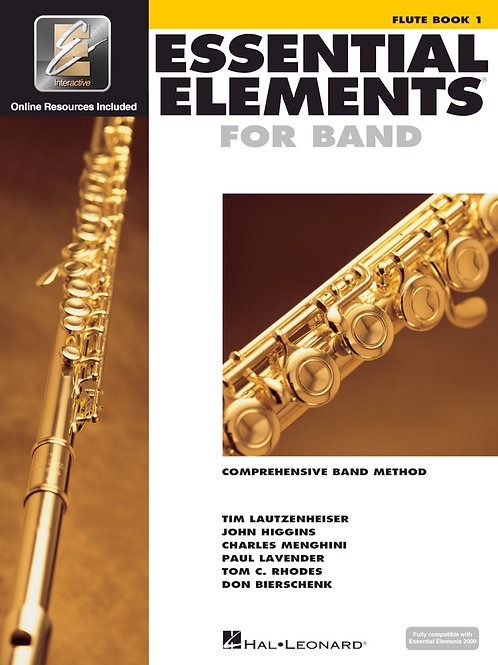 Essential Elements Beginning Band Bundle for Flute